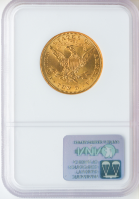 $10 Liberty MS64 Certified (Types Vary)