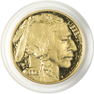 1 oz. American Gold Buffalo Proof (Capsule only) (BU)