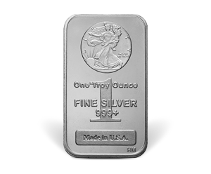 Silver Bars and Rounds
