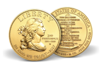 U.S. Gold Commemoratives – All Others