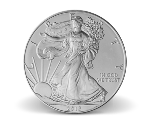 Any Date American Silver Eagle