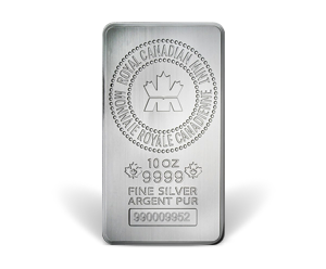 Silver Bars & Rounds