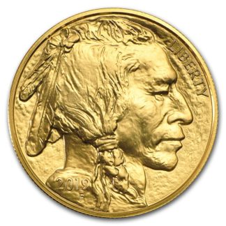 2019 1 oz. American Gold Buffalo (BU)