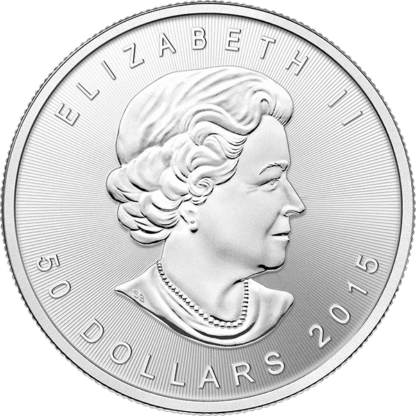 1 oz. Canadian Palladium Maple Leaf (BU)