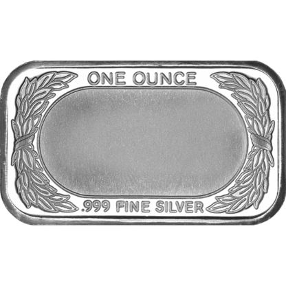 1 oz. Silver Flag Bar