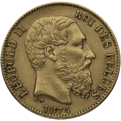 20 Franc Gold Coin (Dates/Types Vary)
