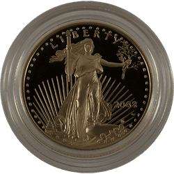 1/2 oz. American Gold Eagle Proof (BU)