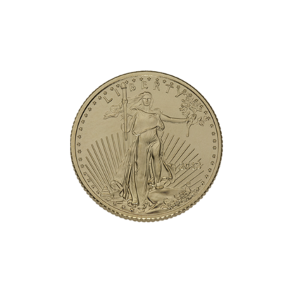 1/10 oz. American Gold Eagle (Dates Our Choice)