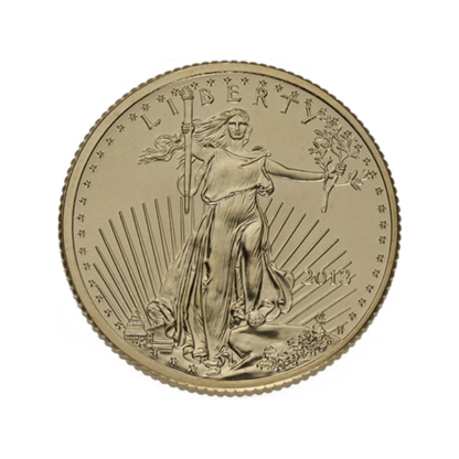 1/4 oz. American Gold Eagle (Dates Our Choice)