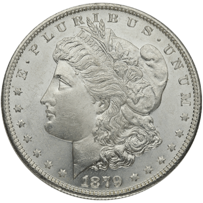 Morgan Silver Dollar (BU)