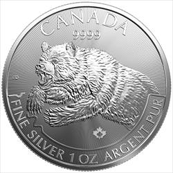 2019 Silver Grizzly