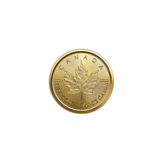 2020 1/20 oz. Canadian Gold Maple Leaf (BU)