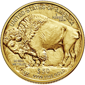 2020 1 oz. American Gold Buffalo (BU)